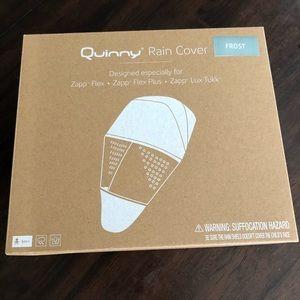 Quinny rain cover for zapp, flex,